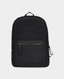 Черный рюкзак для мальчика Gulliver