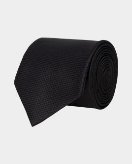 Черный галстук Gulliver