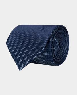 Синий галстук Gulliver