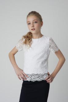 Блузка с коротким рукавом Gulliver