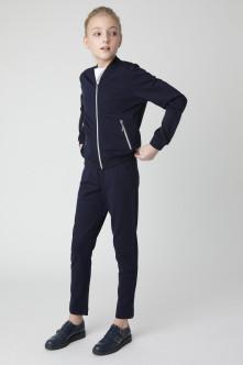 Blue Jersey Sweatshirt Gulliver