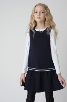 Blue jersey dress Gulliver