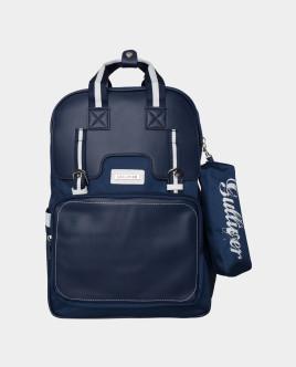 Синий рюкзак Gulliver