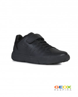 Black sneakers Geox Gulliver