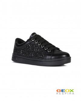 Черные кроссовки Geox Gulliver